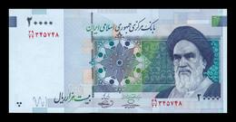Iran 20000 Rials Ayatollah Khomeini 2009 Pick 150Aa SC UNC - Iran