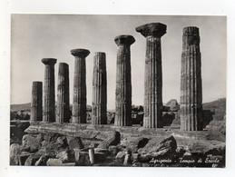 Agrigento - Tempio Di Ercole - Non Viaggiata - (FDC25049) - Agrigento