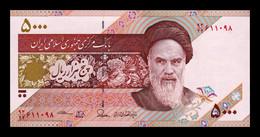 Iran 5000 Rials Ayatollah Ruhollah Khomeini 2015 - 2016 Pick 152b SC UNC - Iran