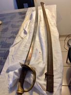 Sabre De Cavalerie Légère Mod 1822 - Armas Blancas