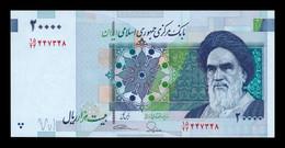 Iran 20000 Rials Ayatollah Khomeini 2014-2018 Pick 153a SC UNC - Iran