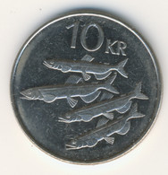 ICELAND 2005: 10 Kronur, KM 29.1a - IJsland