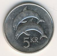 ICELAND 2005: 5 Kronur, KM 28a - IJsland