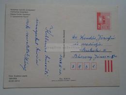 D173806  Hungary   Postal Stationery   Entier -Ganzsache - 2 Ft  Nr  368/864 - Interi Postali