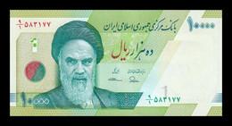 Iran 10000 Rials 2017 Pick 159a SC UNC - Iran