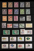 1958-2008 MINT & USED COLLECTION ALL DIFFERENT, Majority In Complete Sets, Earlier Sets To About 1993 Fine Mint Or Never - Christmas Island