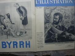 L'ILLUSTRATION 5001 DJIBOUTI/ TOURS/ CORSE/ LIGNE MAGINOT/ PALESTINE/ MAROC/ MANCHOUKOUO 7 Janvier 1939 Complet - L'Illustration