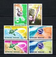 Togo Nº 525/30 Nuevo - Togo (1960-...)