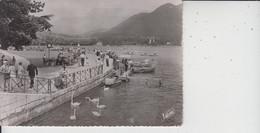 74 ANNECY  -  Au Bord Du Lac ...  - - Annecy