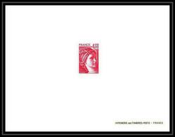 France - N°2122 Sabine épreuve De Luxe (deluxe Proof) - Abeilles