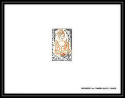 France - N°2315 La Gravure (engraving Burning) Femme Woman épreuve De Luxe (deluxe Proof) - Luxusentwürfe