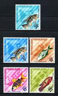 Togo Nº 515/9 Nuevo - Togo (1960-...)