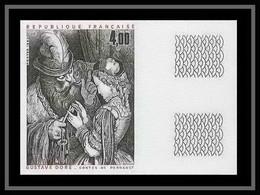 France N°2265 Contes De Perrault Gustave Doré Tableau (Painting) Non Dentelé ** MNH (Imperforate) - Ungezähnt