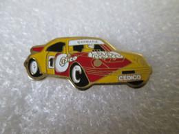PIN'S    PORSCHE  911  JOSE  BARBARA   RALLYE  CEDICO - Porsche