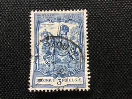1960. OBP;1121. Dag Van De Postzegel. ( MOUSCRON) - Marcophilie