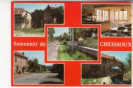 87 - Cheissoux - Souvenir - Moulin Où Vécut Théo Sarapo Mari D'edith Piaf - Otros Municipios