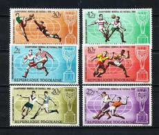 Togo Nº 505/10 Nuevo - Togo (1960-...)
