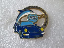 PIN'S    PORSCHE  911 CHALLENGE 92  ASA DU DAUPHINE   FISA   DAUPHIN  Zamak - Porsche