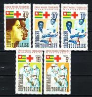 Togo Nº 485/9 Nuevo - Togo (1960-...)