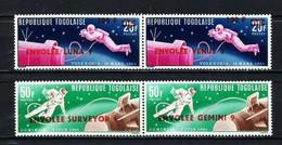 Togo Nº 481/4 Nuevo - Togo (1960-...)