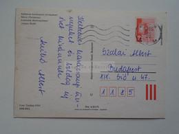D173822  Hungary   Postal Stationery   Entier -Ganzsache - 2 Ft  Nr 688/852 - Interi Postali