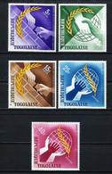 Togo Nº 466/70 Nuevo - Togo (1960-...)
