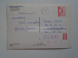 D173823  Hungary   Postal Stationery   Entier -Ganzsache - 2 Ft  Nr 598/853 - Interi Postali