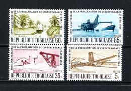 Togo Nº 412/5 Nuevo - Togo (1960-...)