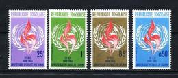 Togo Nº 390/3 Nuevo - Togo (1960-...)