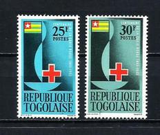 Togo Nº 385/6 Nuevo - Togo (1960-...)