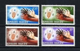 Togo Nº 377/80 Nuevo - Togo (1960-...)