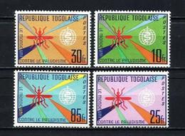 Togo Nº 361/4 Nuevo - Togo (1960-...)