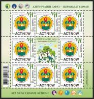Belarus. 2020  Act Now Climate Action. Local Produce.  Klb Mi 1382 - Bielorussia