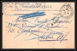 2337 Lettre (cover) Guerre 1914/1918 32ème Régiment D'infanterie Retour à L Envoyeur - Oorlog 1914-18