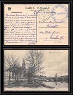 2464 Carte Postale Franchise (postcard) Guerre Baccarat Guerre 1914/1918 Postal 44 115ème Régiment Terrictorial D'inf - Guerra Del 1914-18