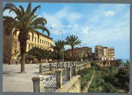 °°° Cartolina - Sciacca Terme Piazza Scandaliato Nuova °°° - Agrigento