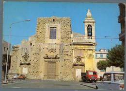 °°° Cartolina - Sciacca Terme Chiesa Di S. Agostino Nuova °°° - Agrigento