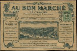 Let Collection Spécialisée 15c. Semeuse Lignée - Préo 25 : 15c. Vert-gris, POSTES PARIS 1920, Sur étiquette D'envoi De C - 1903-60 Semeuse Lignée