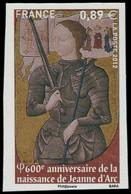 ** VARIETES - 4654   Naissance De Jeanne D'Arc, 0,89, NON EMIS, NON DENTELE, TB - Variedades Y Curiosidades