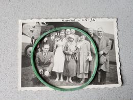 Knokke  Knocke  Photo D'époque  1937avion - Knokke