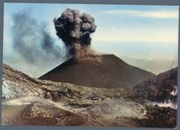 °°° Cartolina - Etna Esplosione Nuova °°° - Catania