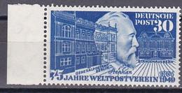 Men_ Bund 1949 - Mi.Nr. 116 - Postfrisch MNH - BRD