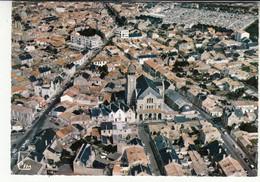 85 - Les Sables D'olonne - Vue Aérienne - Quartier St-pierre - Sables D'Olonne