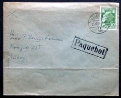 Denmark 1953 Letter Paquebot  ( Lot 394 ) - Brieven En Documenten