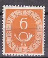 Gs_ Bund 1951 - Mi.Nr. 126 - Postfrisch MNH - BRD