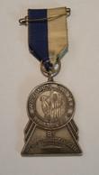 Medaille -:Netherlands  -  W.S.V - W.i.o.l. Arnhem 1947-1967 . - Paises Bajos