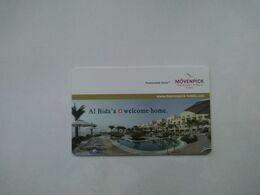 Kuwait Hotel Key, Movenpick Hotel & Resort Al Bida'a Kuwait (1pcs) - Chiavi Elettroniche Di Alberghi