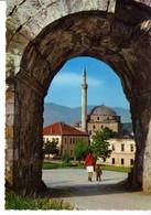 Macedoine Skopje Ville Arcade Batiment Edifice Patrimoine Histoire - Macedonia