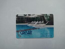 Israel Hotel Key, Caesar Premier Eilat (1pcs) - Chiavi Elettroniche Di Alberghi