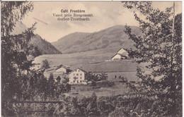 Suisse : VD Vaud : VANEL : Près Rougemont : Café Frontière : Gerber-Treuthardt : - VD Waadt
